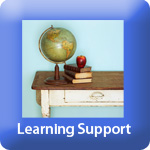 TP-learning support
